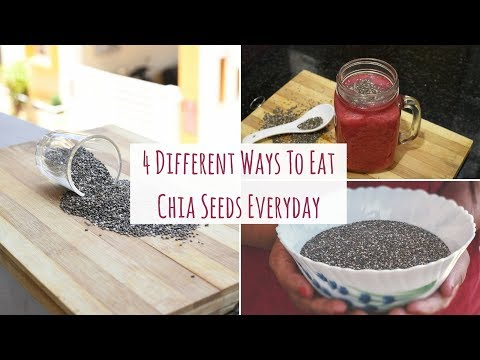 Download How To Eat Chia Seeds? | 4 Different Ways To Eat Chia Seed