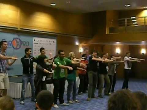 Faci Roll Call EuroXPRO 2012 Greece