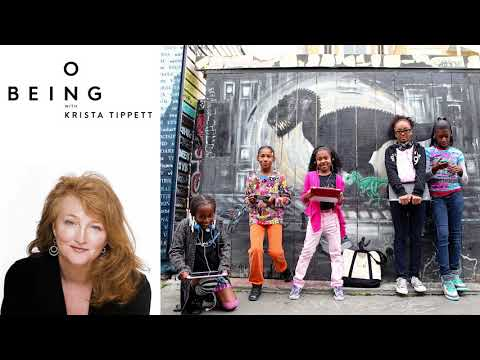 Krista Tippett in Conversation with Tiffany Shlain -Growing Up the Internet for the show On Being