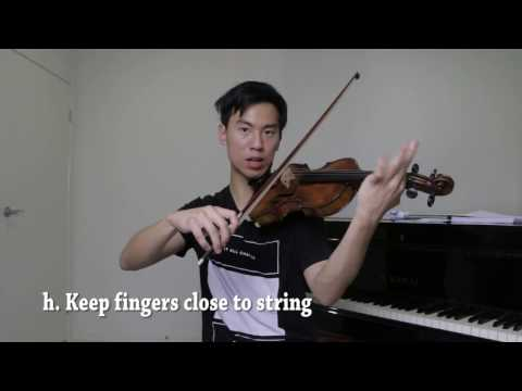 9 Ways to Effectively Practice Tricky Fast Passages on Violin