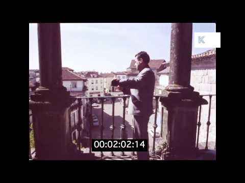 1960s Northern Portugal, Villages, Chateau, HD from 35mm | Kinolibrary