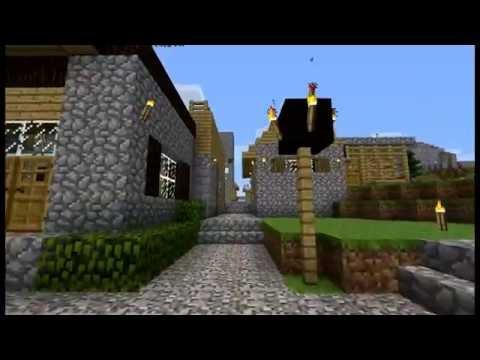 (oud) Minecraft Multiplayer Server: De Dutch Minecrafters Trailer!