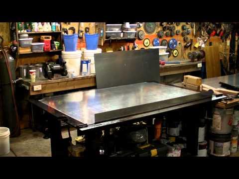 DIY Sheet Metal Brake
