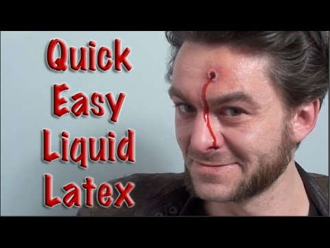 EASY to make Liquid Latex