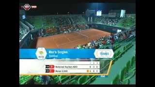 Marsel Ilhan - Mohamed Haythem Abid (The Mediterranean Games 2013) Semifinal - Last Game