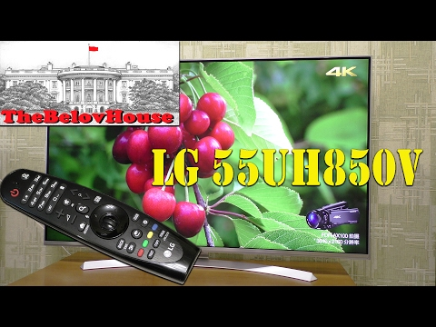 Честный обзор 4K телевизора