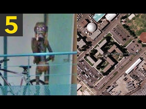 Top 5 CREEPY THINGS Found on Google Earth