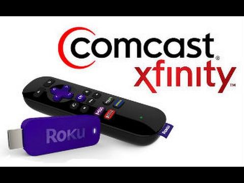 Review of Comcast's Xfinity TV app for Roku