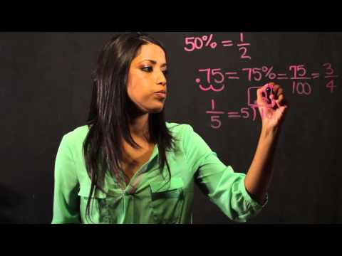 How to Teach Fractions, Percents & Decimals to the 8th Grade : Math Fundamentals