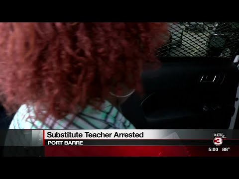 Xxx Mp4 Port Barre High Sub Arrested For Having Sex With Student At School 3gp Sex