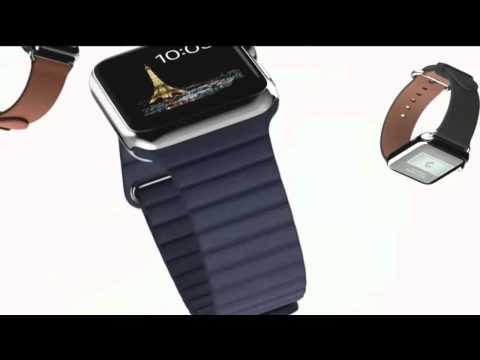 Apple Watch OS2: Official Unveil Trailer
