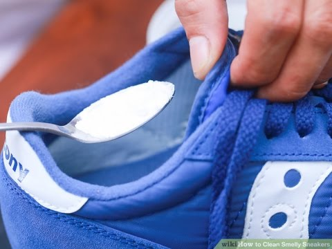 How to Eliminate Odors from Shoes
