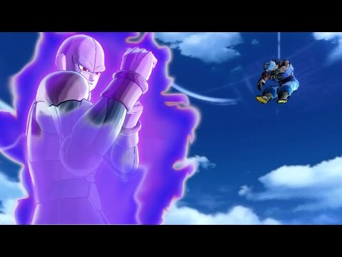 Hit's Training Session for Omniking's Universal Tournament! | Dragon Ball Xenoverse 2
