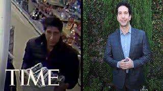 British Police Arrest Ross Geller Look-A-Like | TIME