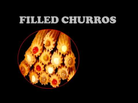 Filled Churros