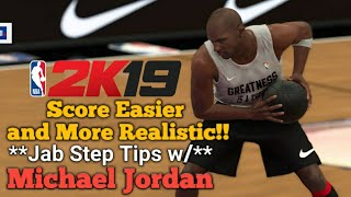 NBA 2K19 Tips - How to run the Hawk Set Freelance and keep