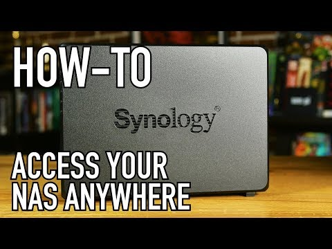 How to Map a Network Drive Remotely | DDNS-fu on Our Synology