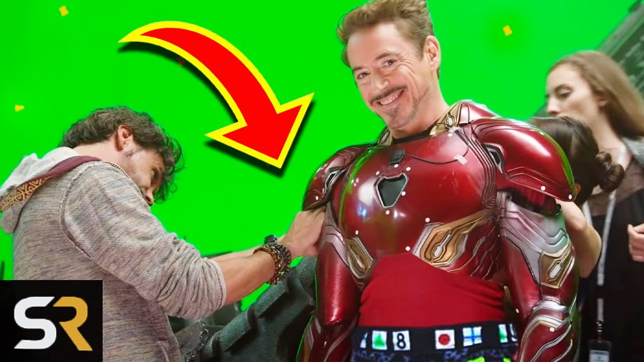 Secrets Behind The Avengers Suits You Didn't See Onscreen