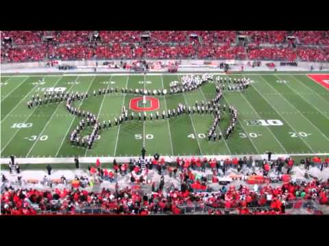 Ohio State Marching Band: Running Horse (video game tribute)