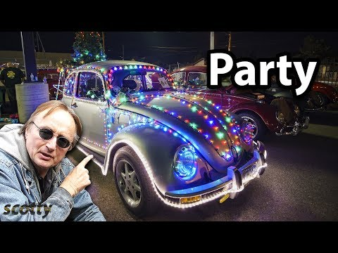 How to Have a Party in Your Car - Exterior and Interior LED Lights