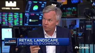 Download Too early to tell if Amazon stores will be successful: Former J.C. Penney CEO Video