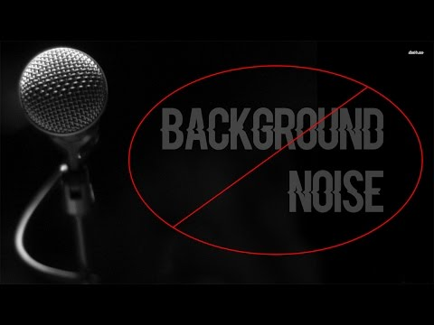 How to Setup a Microphone Noise Gate/Threshold For All Applications