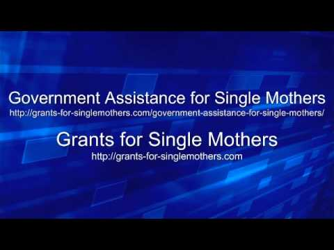 Government Assistance for Single Mothers