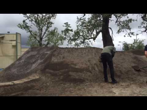 Landing Repair - Building Dirt Jumps