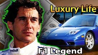 Ayrton Senna Luxury Lifestyle   Bio, Family, Net worth, Earning, House, Cars
