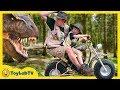 Giant Life Size T Rex Dinosaur Adventure For Kids New Jurassic World Fallen Kingdom Toys