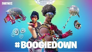 #boogiedown Contest Announce