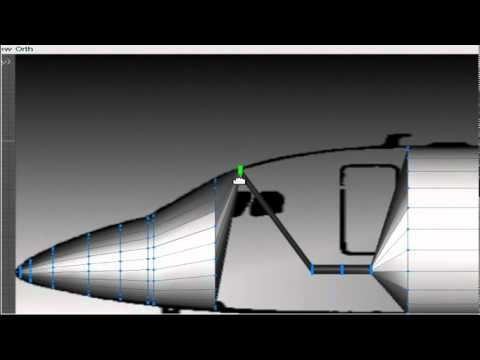 How to make an Aircraft (1) : Basic Fuselage Design