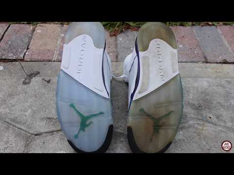 HOW TO ICE YOUR ICY SOLES