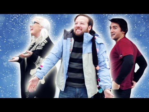 Australians See Snow For The First Time