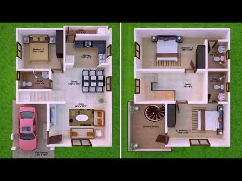 3 Bedroom House Plans Pics