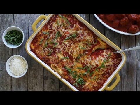 How to Make Baked Spaghetti Casserole | Pasta Recipes | Allrecipes.com