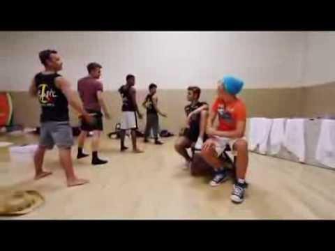 Teen Beach Movie BTS Rehearsal Footage  Like Me Full)