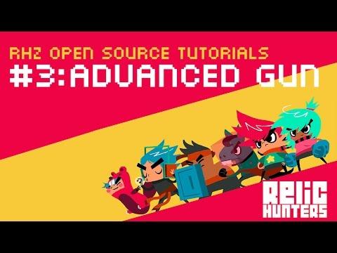 RHZ Open Source Tutorial #3: Advanced Guns & Inheritance