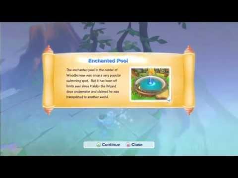 Skylanders: Swap Force - Woodburrow's Rainbow Bridge