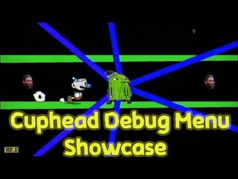 Cuphead Hacks   Debug Menu, Unused Boss Fight, Weapons, and More!!