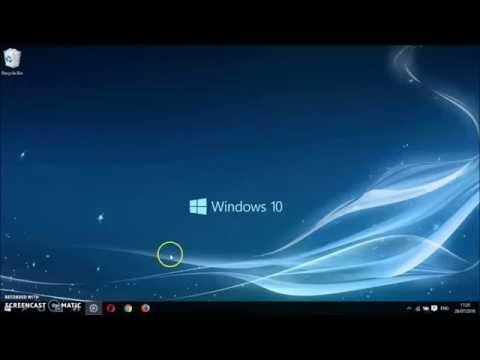 Windows 10 - how to change default language