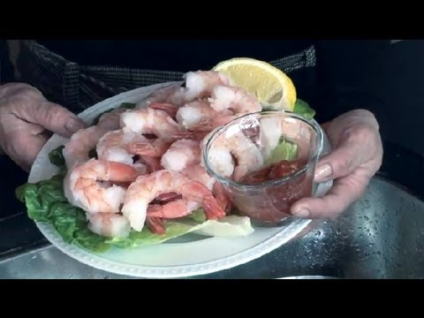 Defrosting Shrimp Quickly : Quick Cooking Tips
