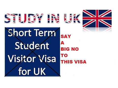 The real Truth of Uk student visitor visa/short term visa