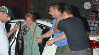 Salman Khan Best Moments With Family At Arpita Khan
