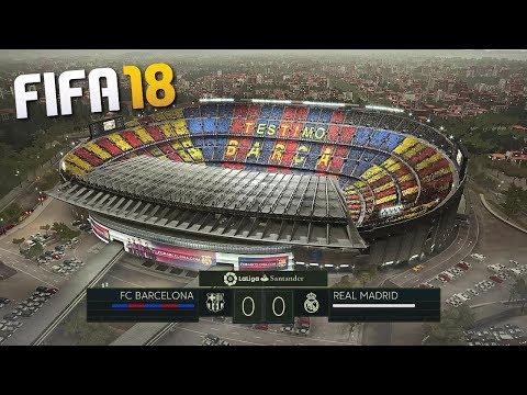 12 STADIUMS WE NEED IN FIFA CAREER MODE!!!   FIFA 18 FT. CAMP NOU & SIGNAL IDUNA PARK