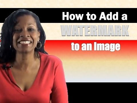 How to Add a Watermark to an Image Using Irfanview