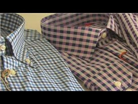 Men's Fashion Tips : How to Shrink a Dress Shirt
