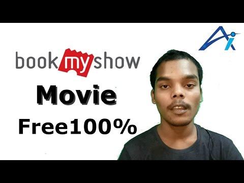 Hindi | हिंदी Bookmyshow Free Movie Ticket 100% Free
