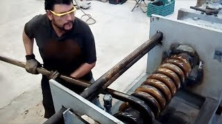 AMAZING MACHINES AND COOL WORKERS THAT ARE ON A NEW LEVEL