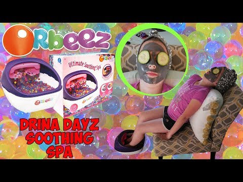 ORBEEZ Ultimate Soothing Spa | Official Orbeez